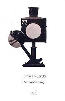 Okładka książki Dwanaście stacji