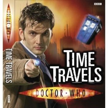 Okładka książki Doctor Who - Time Travels