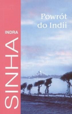 Okładka książki Powrót do Indii