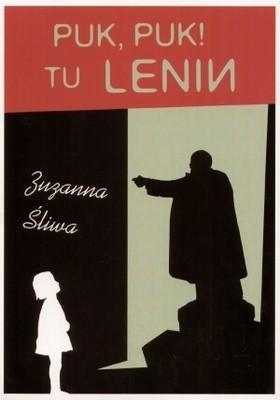 Okładka książki Puk, puk! Tu Lenin