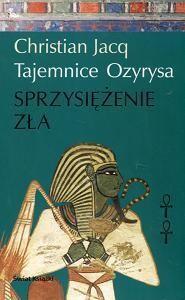 Okładka książki Tajemnice Ozyrysa t2.  Sprzysiężenie zła