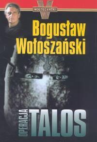 Okładka książki Operacja Talos