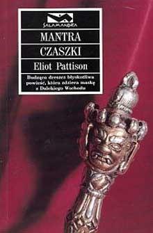 Okładka książki Mantra czaszki
