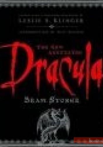 Okładka książki New Annotated Dracula