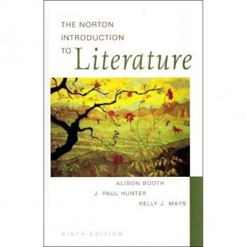 Okładka książki The Norton Introduction to Literature