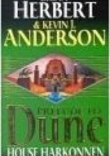 Okładka książki Prelude to Dune