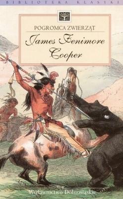 Okładka książki Pogromca Zwierząt