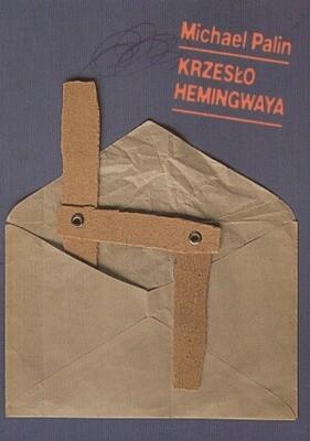 Okładka książki Krzesło Hemingwaya