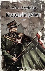 Okładka książki Krzyżacki poker. Tom 2