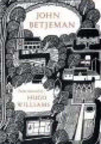 Okładka książki John Betjeman