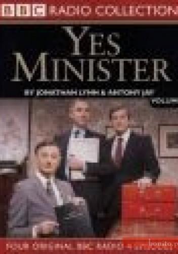 Okładka książki Yes Minister v 1 audiobook
