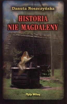 Okładka książki Historia nie Magdaleny