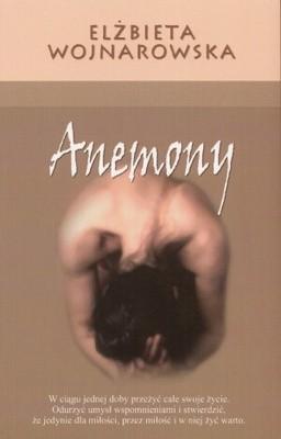 Okładka książki Anemony