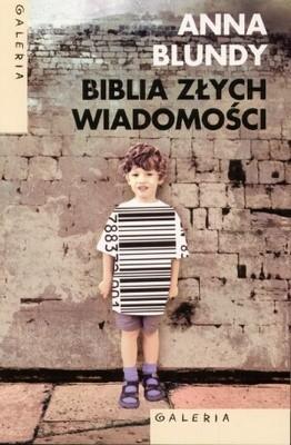 Okładka książki Biblia złych wiadomości