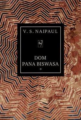 Okładka książki Dom pana Biswasa