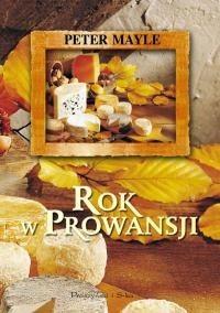 Okładka książki Rok w Prowansji