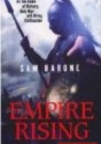 Okładka książki Empire Rising