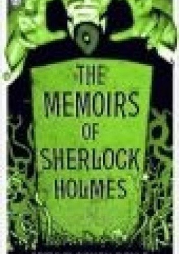 Okładka książki Memoirs of Sherlock Holmes