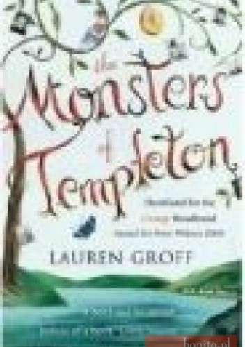 Okładka książki Monsters of Templeton