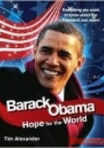 Okładka książki Barrack Obama