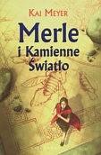 Okładka książki Merle i Kamienne Światło