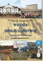 Okładka książki Wiedza o społeczeństwie szkoła średnia podręcznik/zakres rozszerzony/