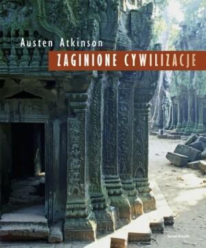 Okładka książki zaginione cywilizacje