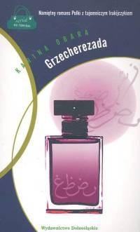 Okładka książki Grzecherezada