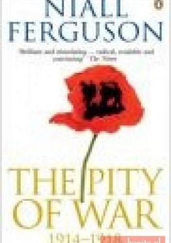 Okładka książki Pity of War