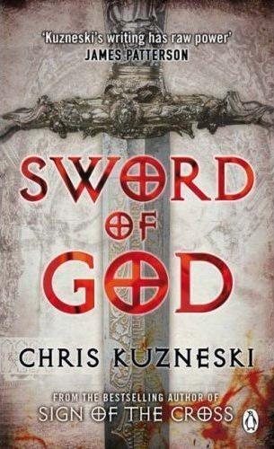 Okładka książki Sword of God