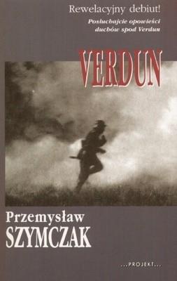 Okładka książki Verdun