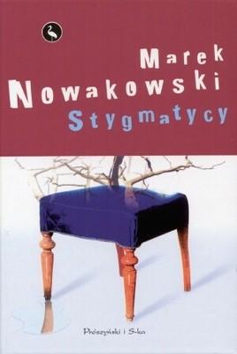 Okładka książki Stygmatycy
