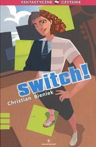 Okładka książki Switch