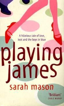 Okładka książki Playing james