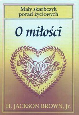 Okładka książki O miłości