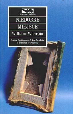 Okładka książki Niedobre miejsce