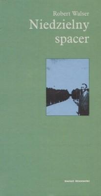 Okładka książki Niedzielny spacer