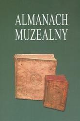 Okładka książki Almanach Muzealny tom II Tom 3