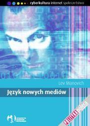 Okładka książki Język nowych mediów
