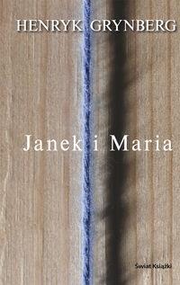 Okładka książki Janek i Maria