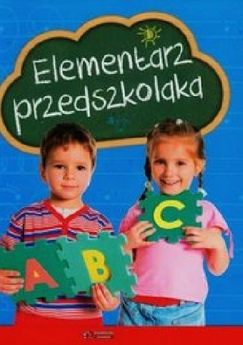 Okładka książki Elementarz przedszkolaka