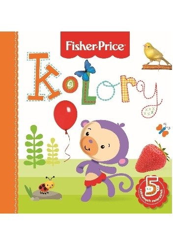 Okładka książki Kolory. Fisher Price