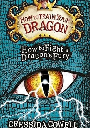 Okładka książki How to Fight a Dragon's Fury