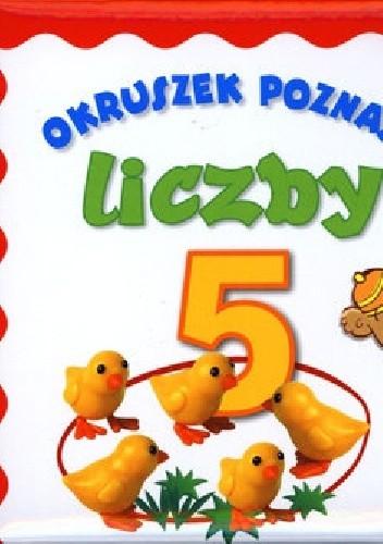 Okładka książki Okruszek poznaje liczby
