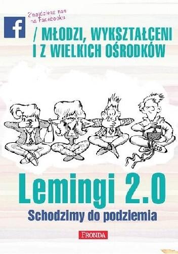 Okładka książki Lemingi 2.0. Schodzimy do podziemia