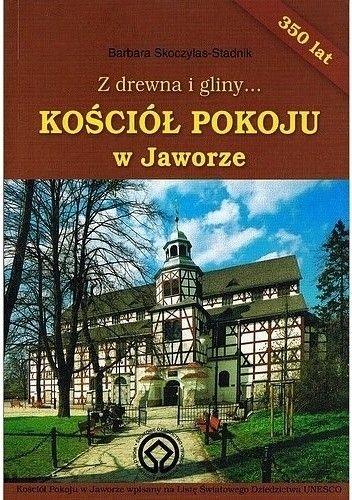 Okładka książki Kościół Pokoju w Jaworze
