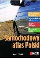 Samochodowy atlas Polski 1:230 000