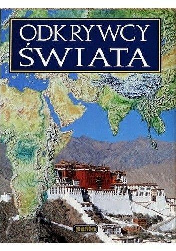 Okładka książki Odkrywcy świata