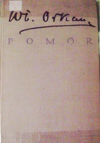 Okładka książki Pomór