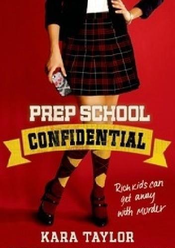 Okładka książki Prep School Confidential